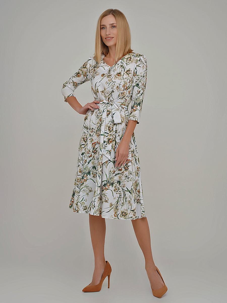 Сукня в квітковий принт   5591614