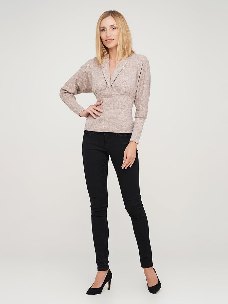Блуза бежева | 5591625