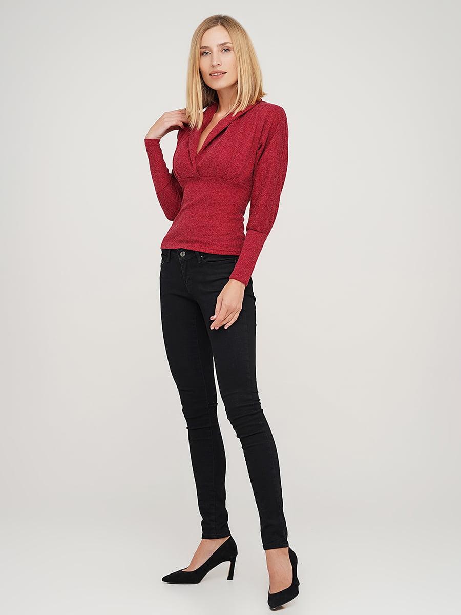 Блуза червона   5591626
