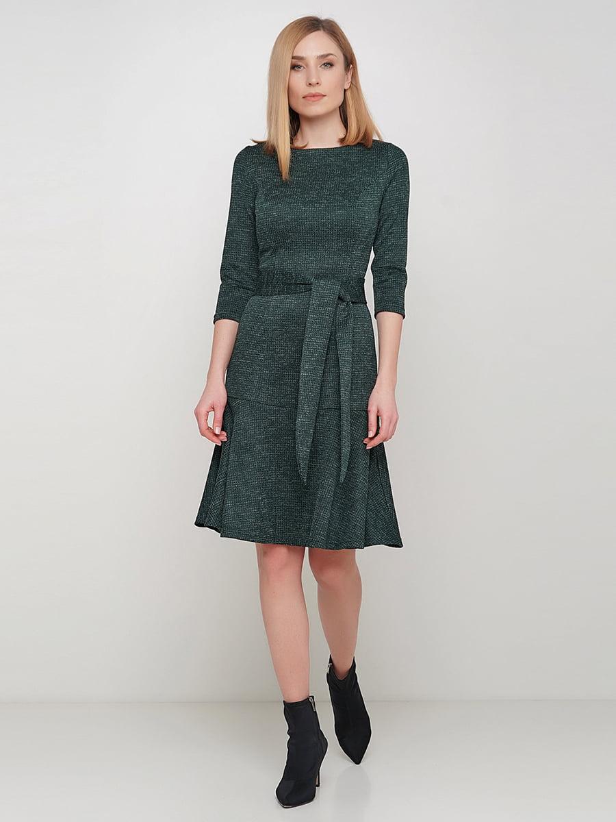 Платье зеленое | 5591656