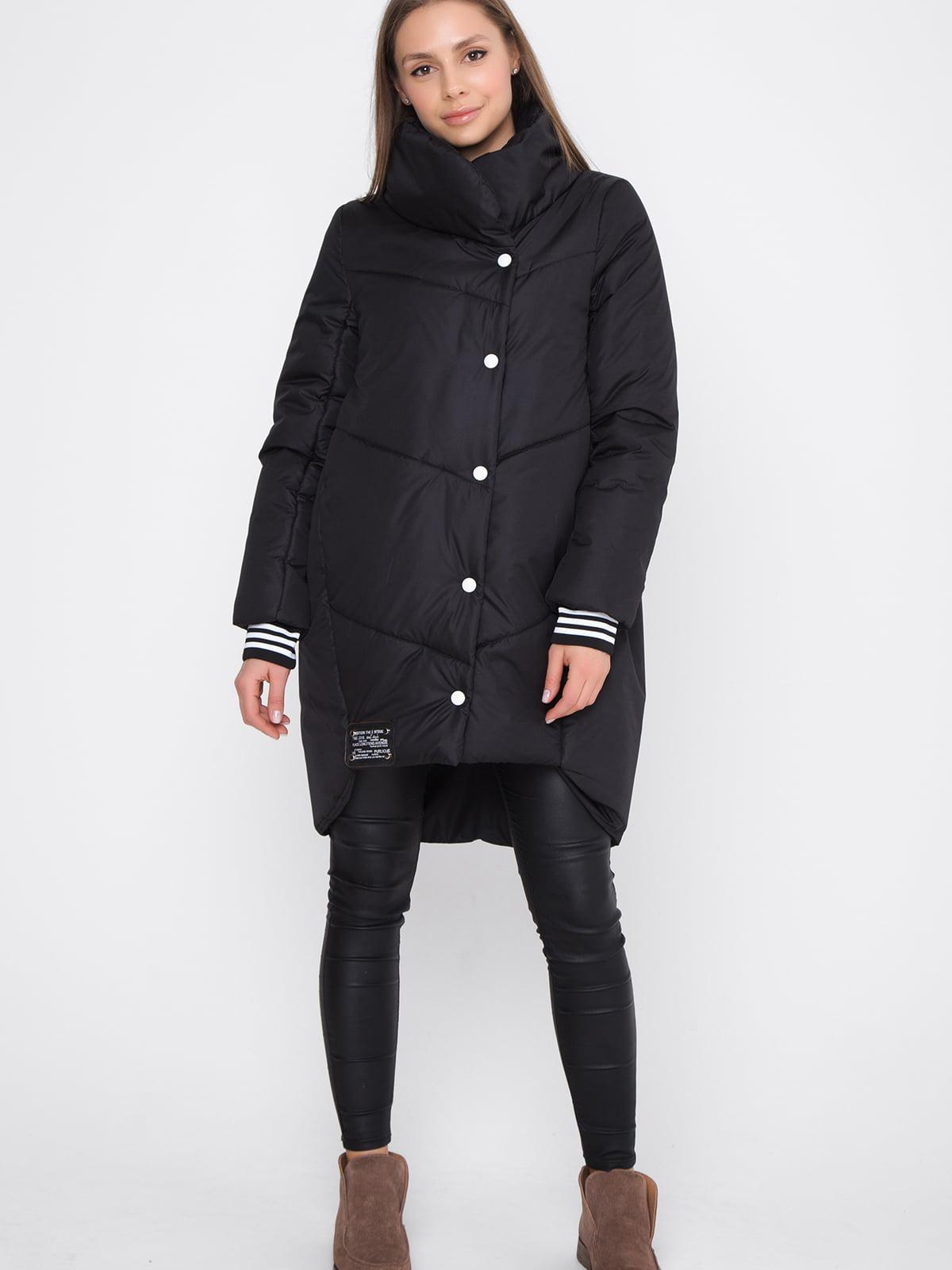 Куртка черная   5592184