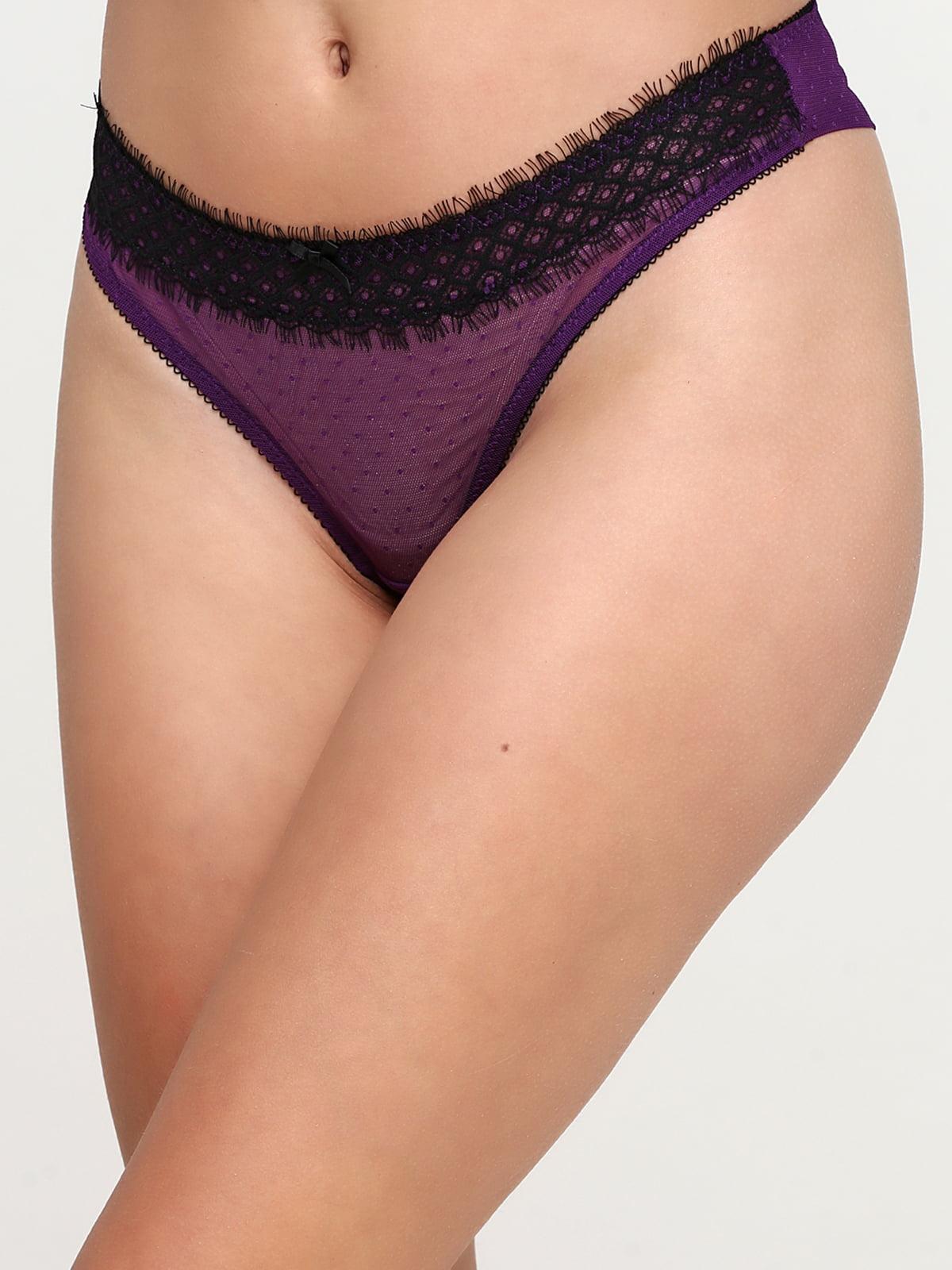 Труси фіолетові | 5594204