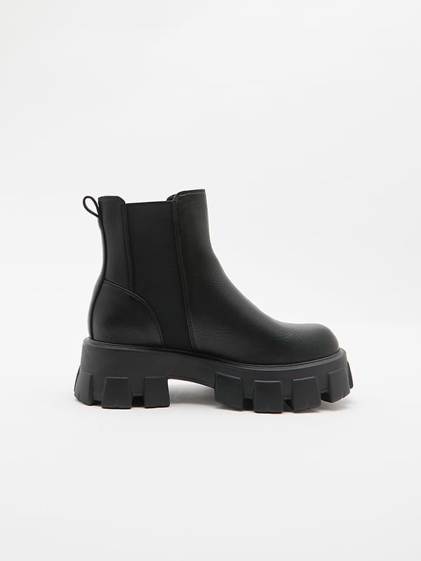 Ботинки черные | 5595786