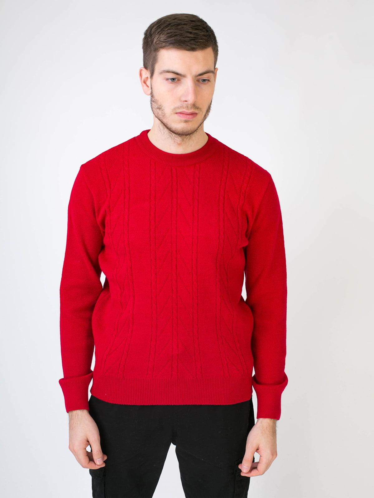 Джемпер червоний | 5596246