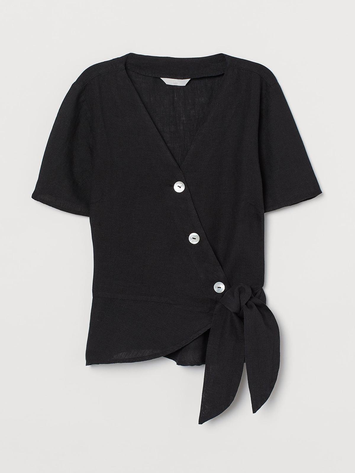Блуза черная | 5589492
