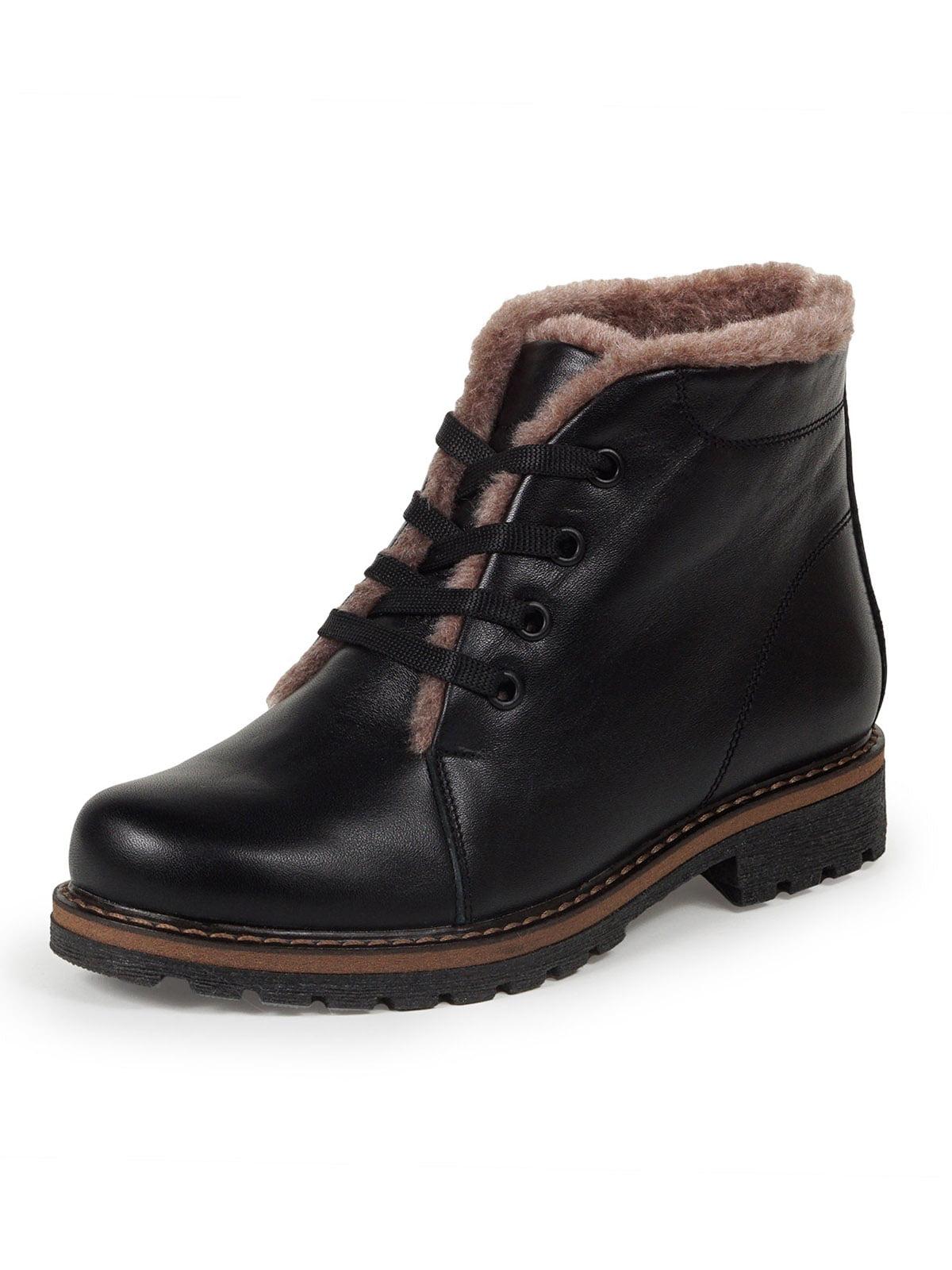 Ботинки черные | 5596456