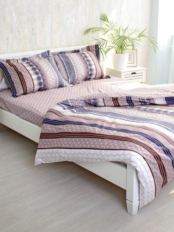 Комплект постельного белья (полуторный) | 5367294