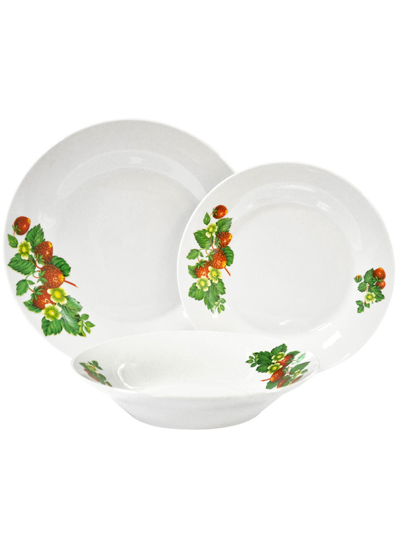 Набір посуду (18 предметів) | 4891727