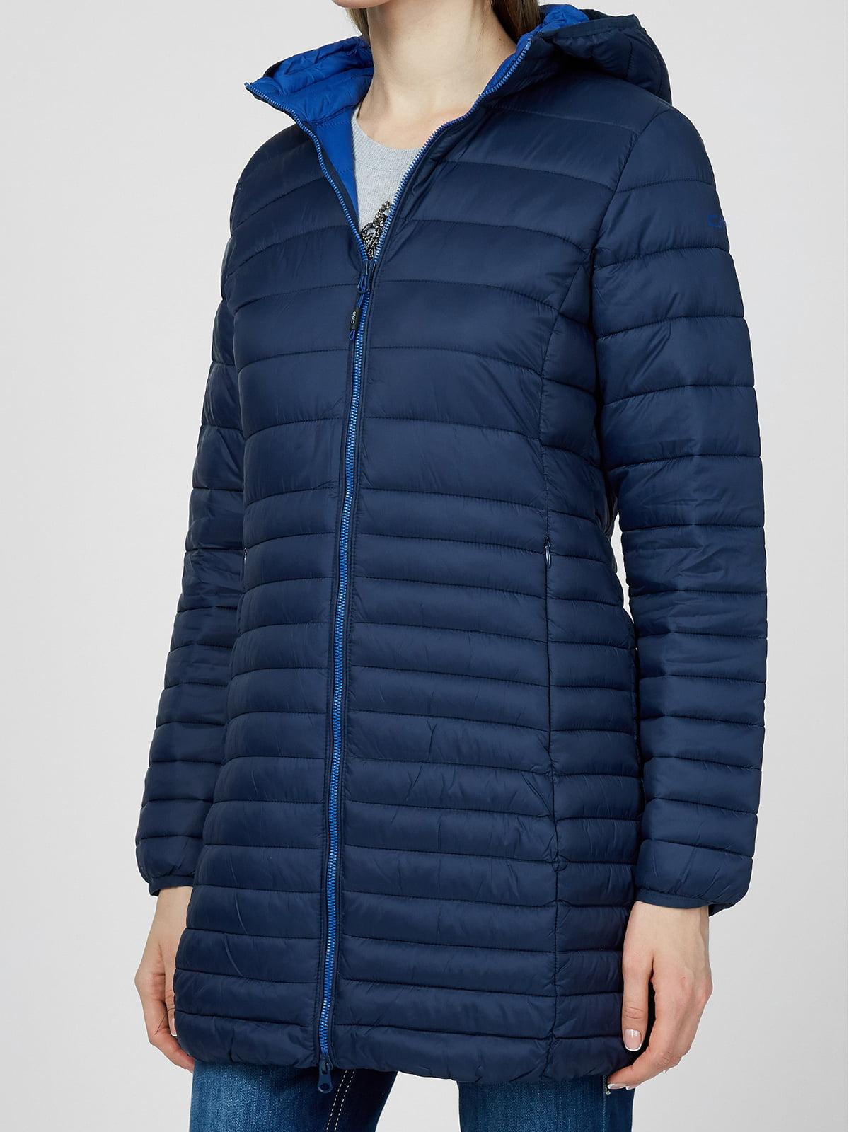 Куртка синяя | 5606366