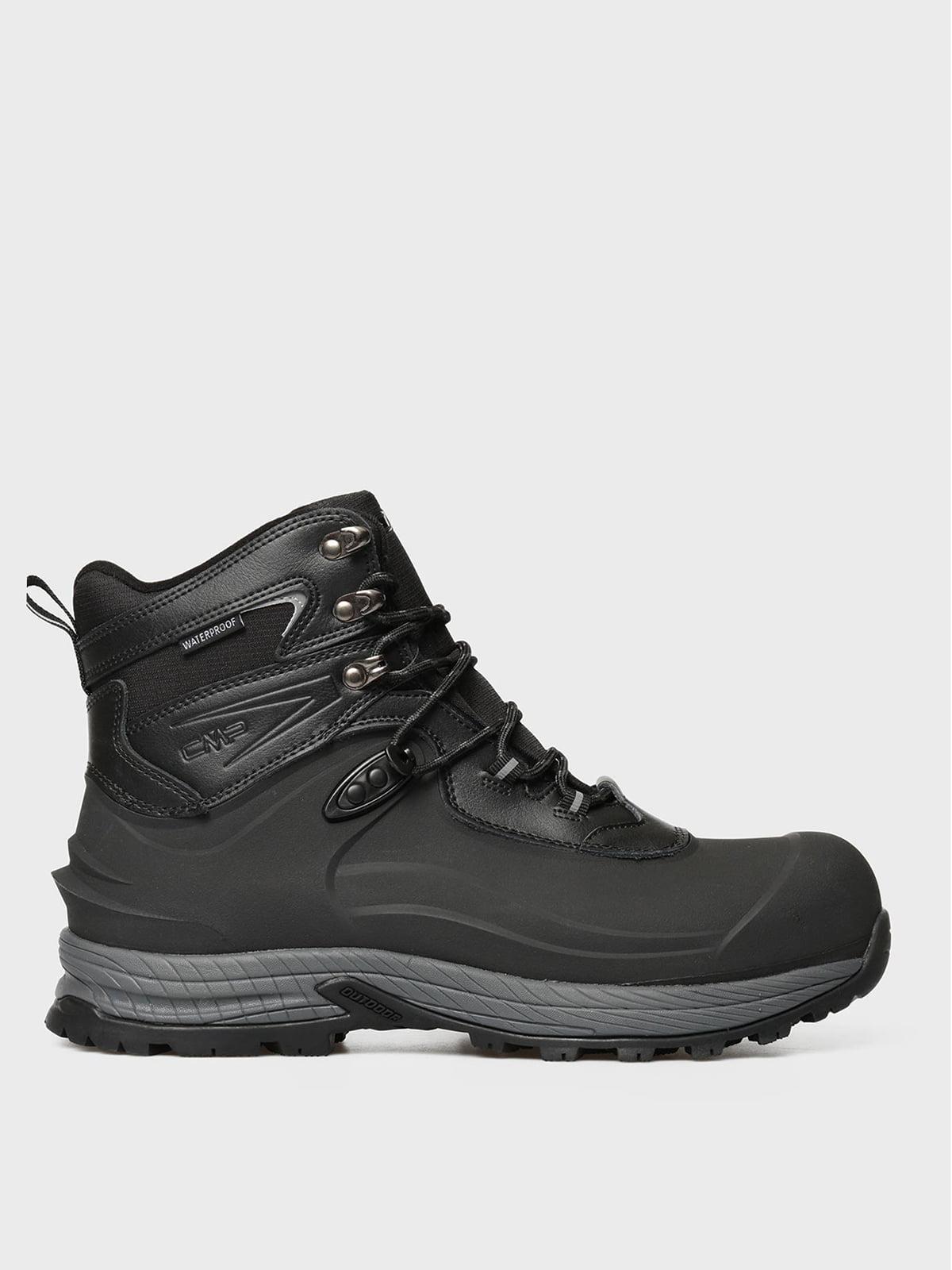 Ботинки черные | 5606433