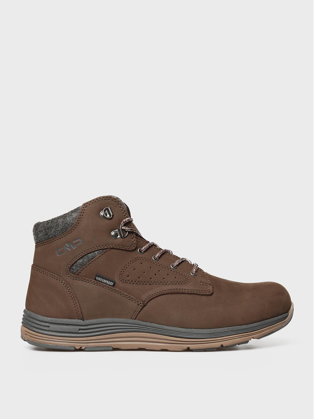 Ботинки кофейного цвета | 5606448