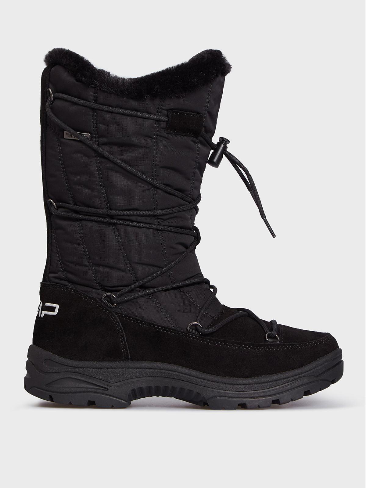 Сапоги черные | 5606485