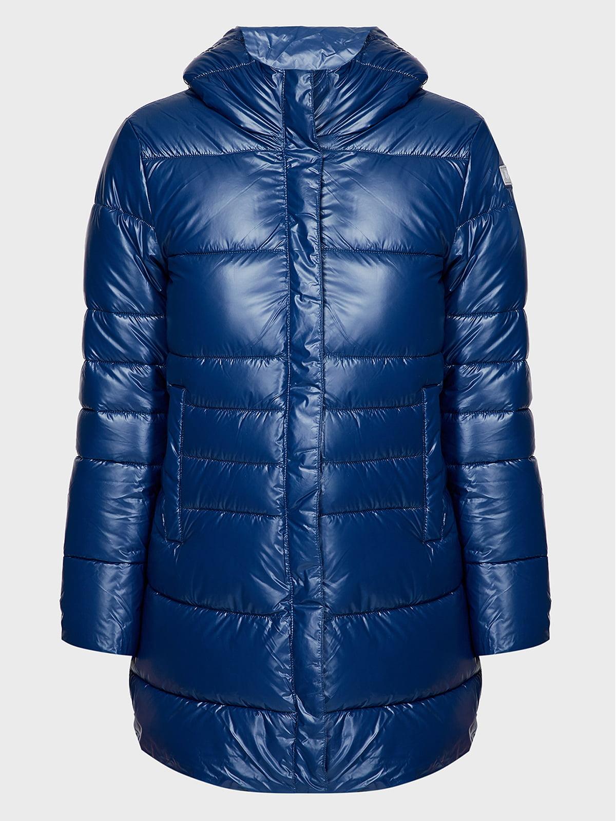 Куртка синя | 5606524