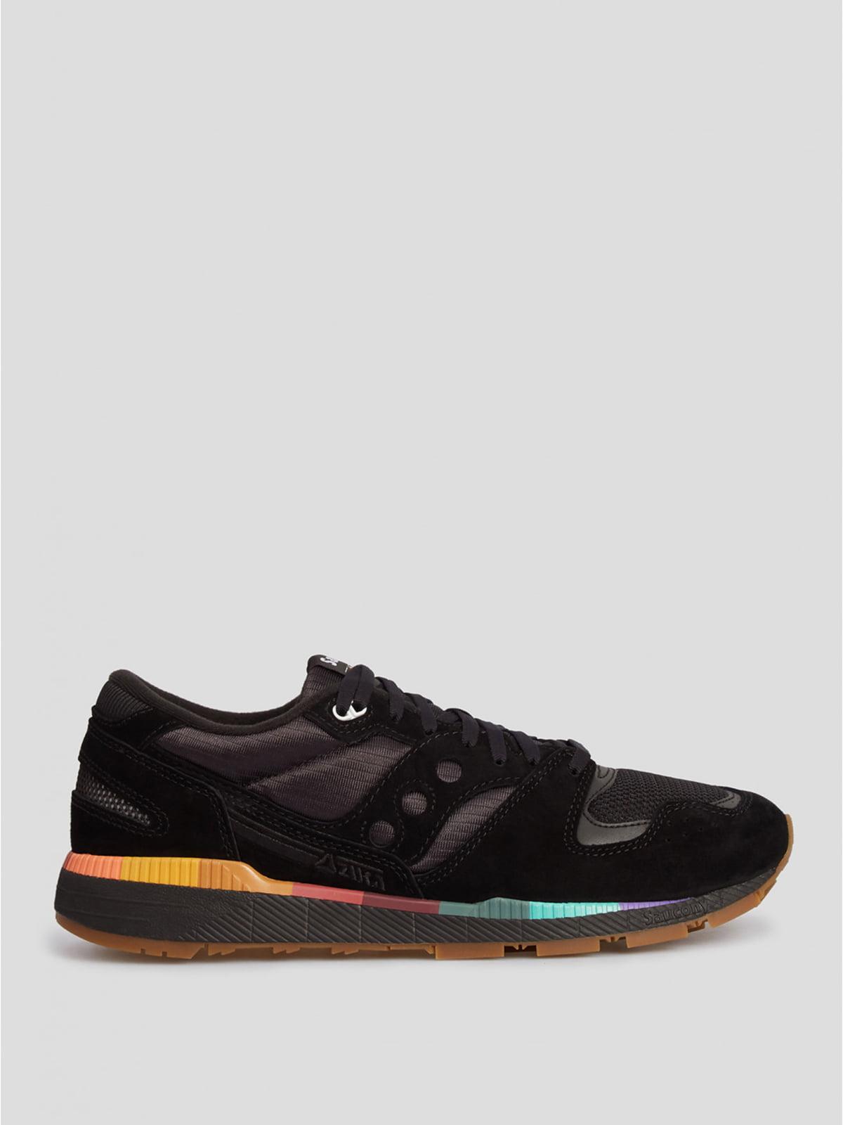 Кросівки чорні | 5592105