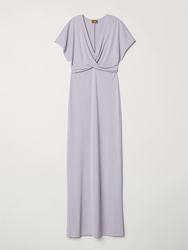 Платье серое | 5607219