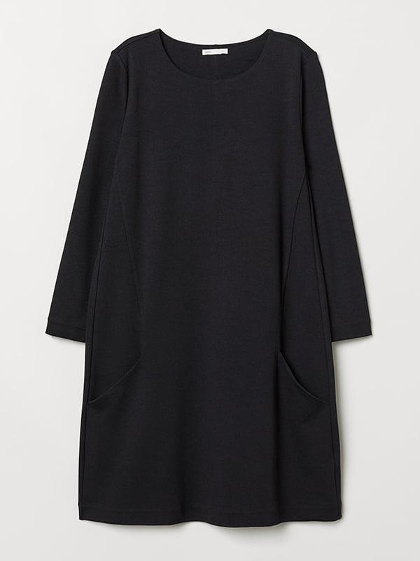 Платье черное | 5607282