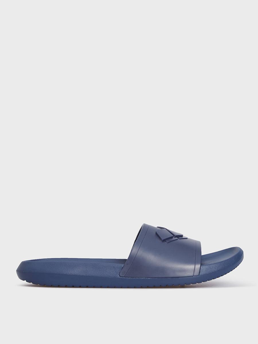 Шлепанцы темно-синие   5606469