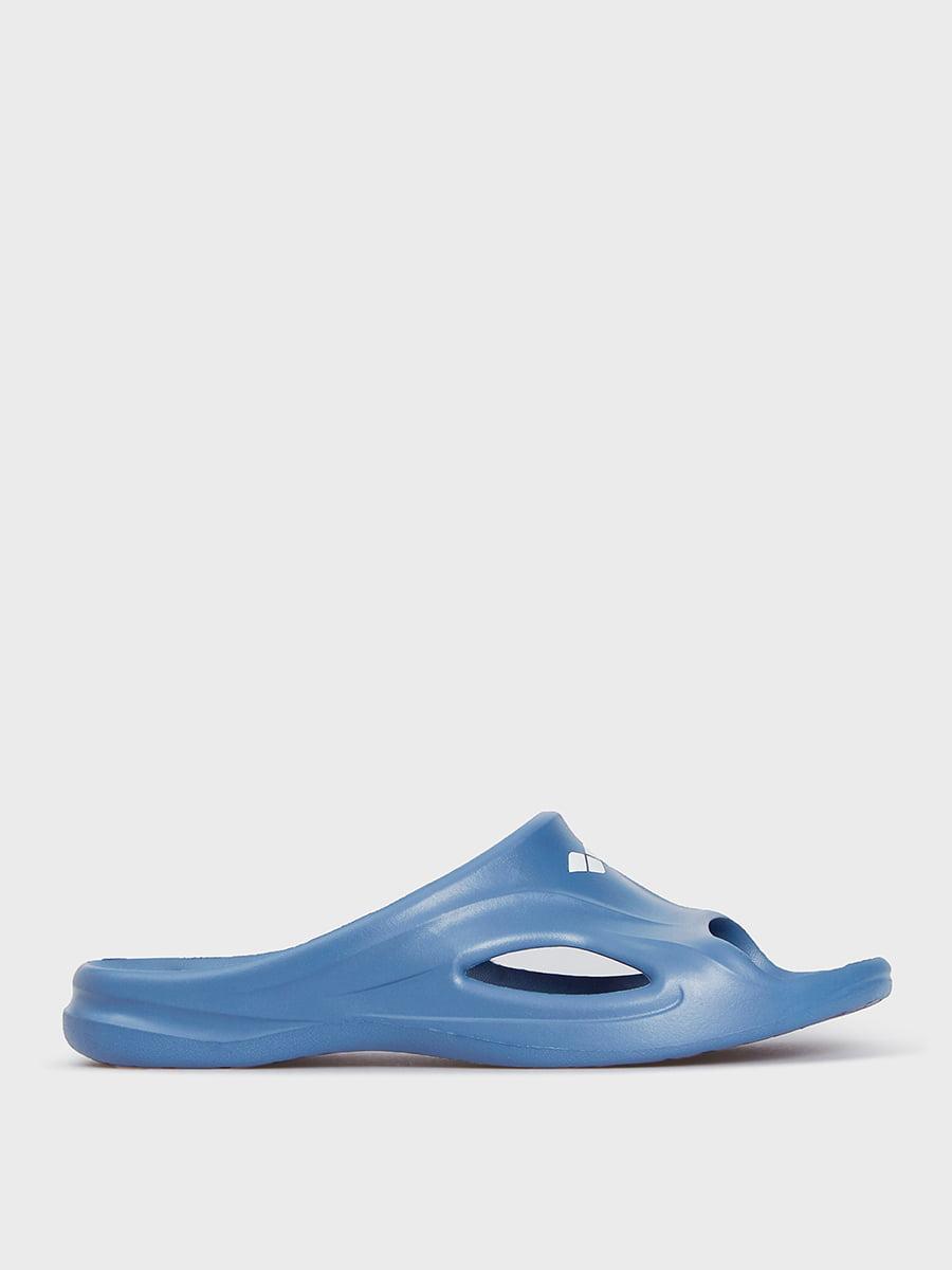 Шлепанцы синие | 5606471