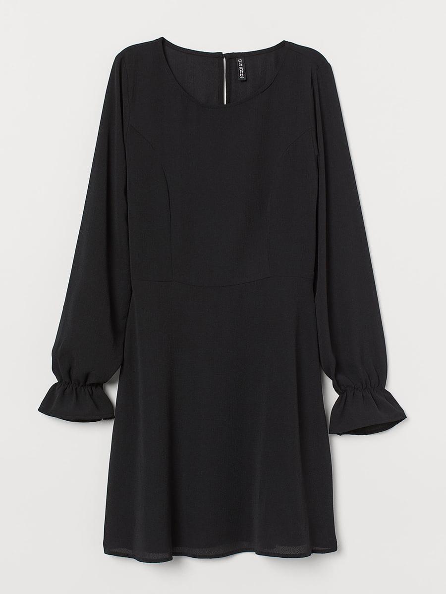 Платье черное | 5608275