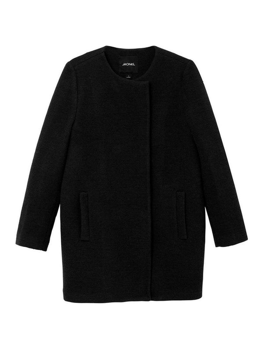 Пальто черное | 5608347