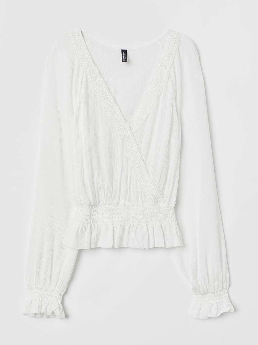 Блуза белая | 5608527