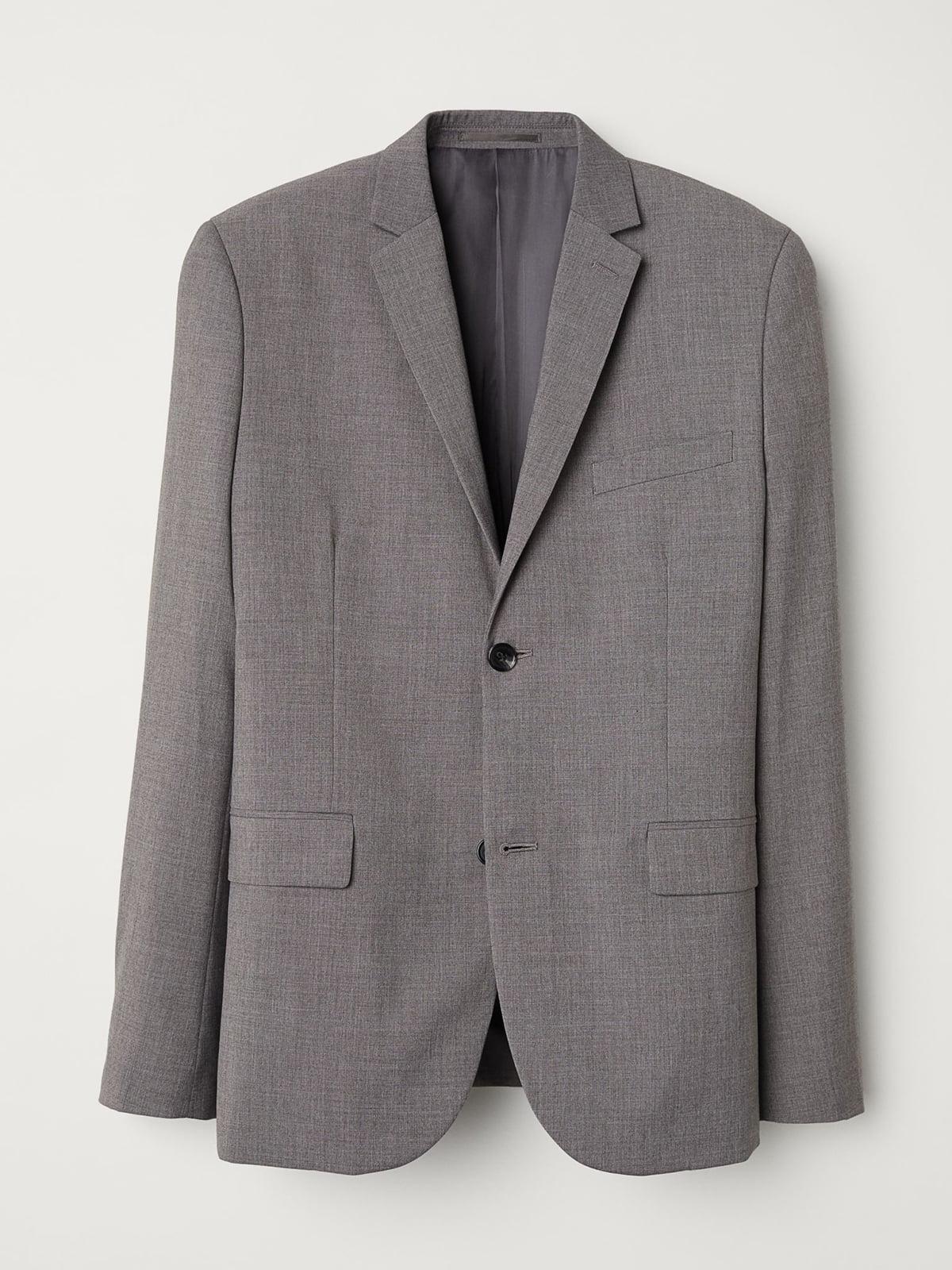 Піджак сірий | 5608707