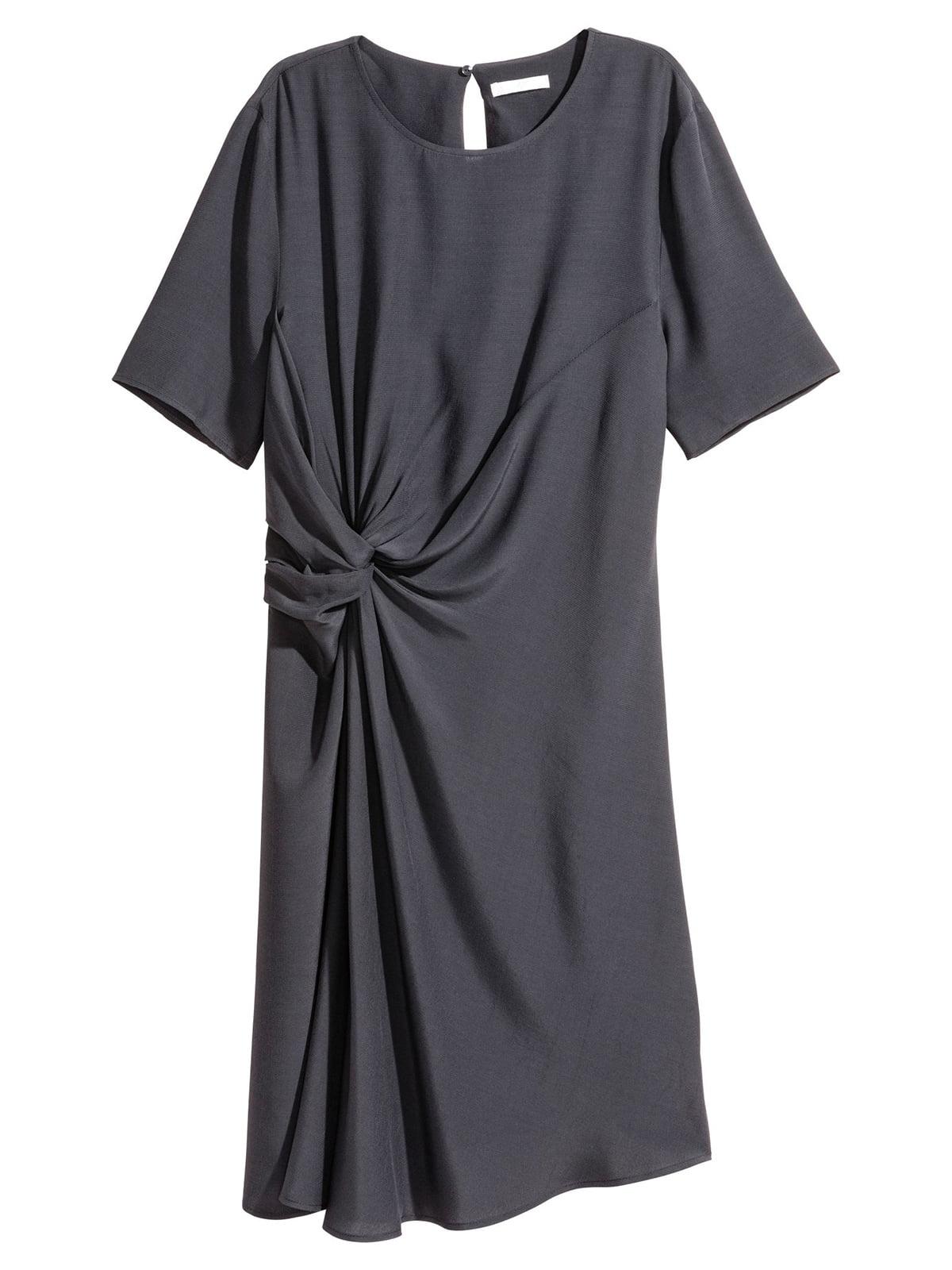 Платье серое | 5610036