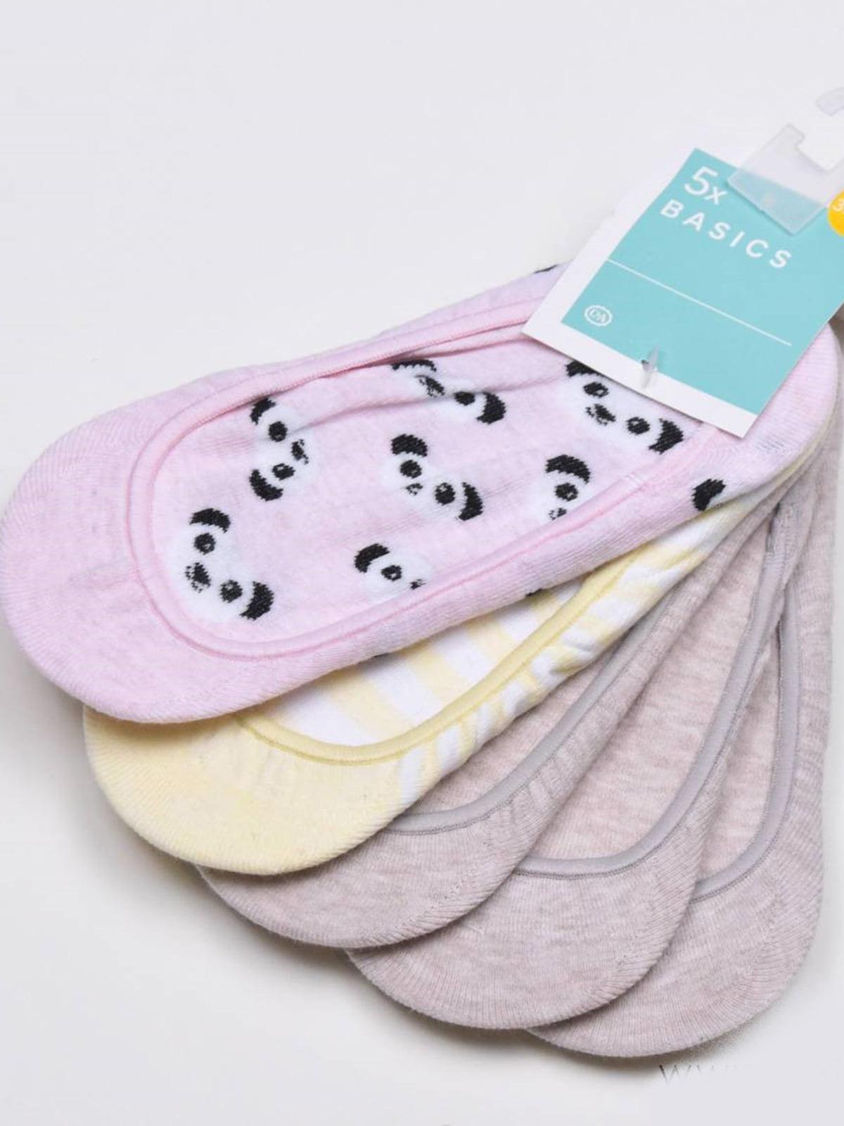 Набор носков (5 пар) | 5610109