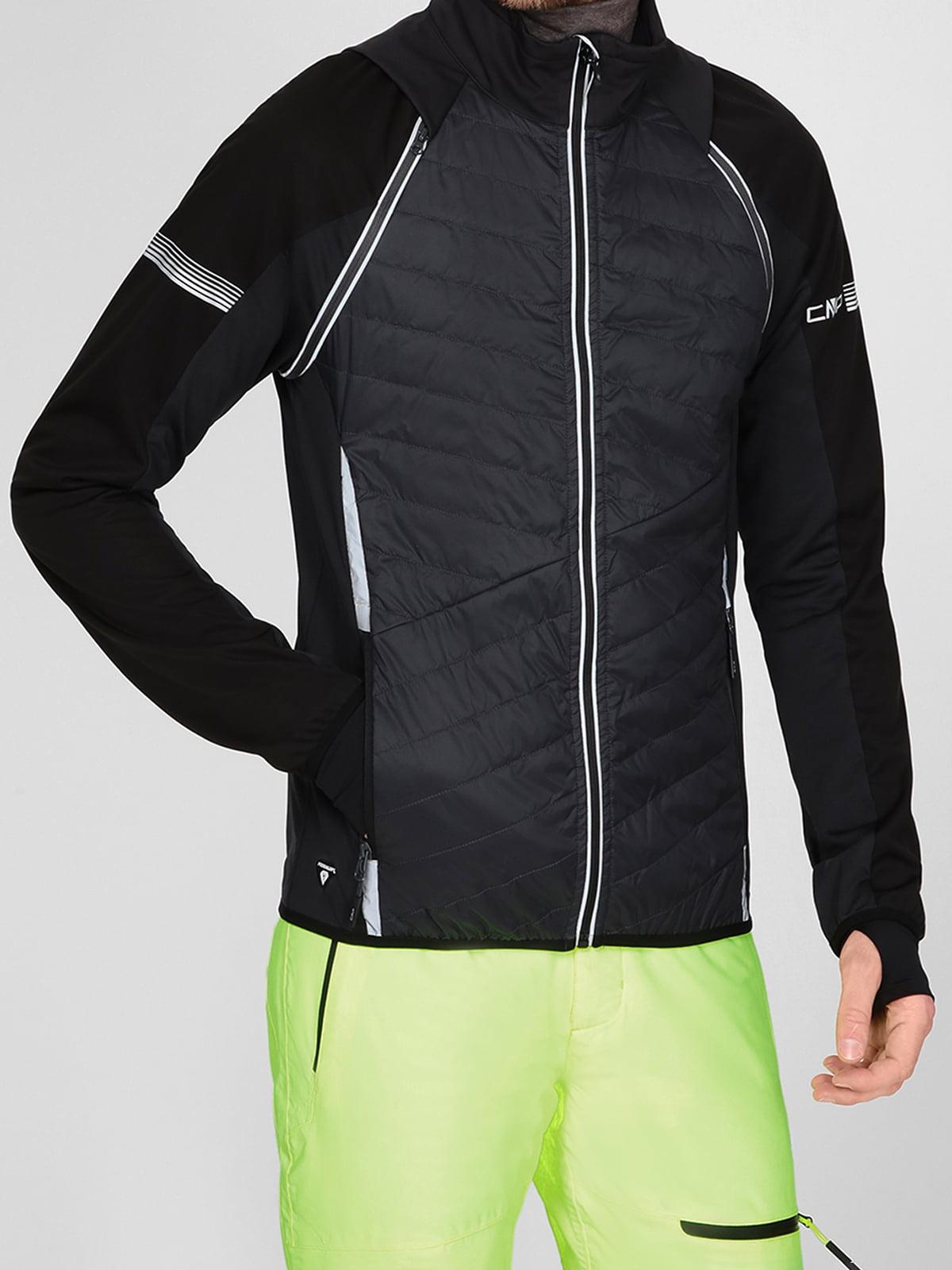 Куртка антрацитового цвета   5606543
