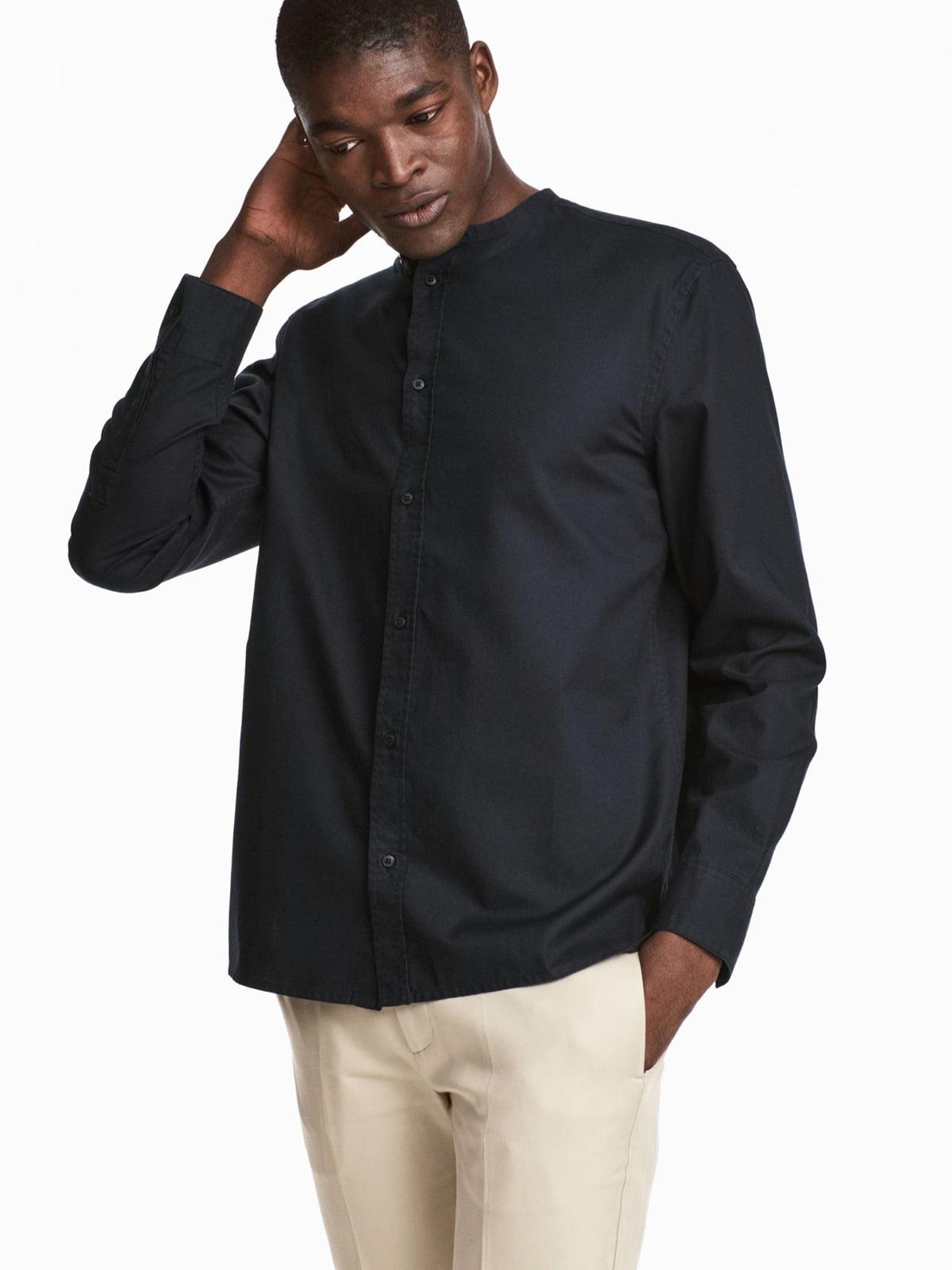 Рубашка черная | 5612965
