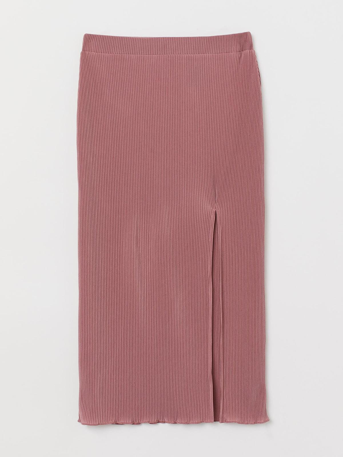 Юбка розового цвета | 5613019