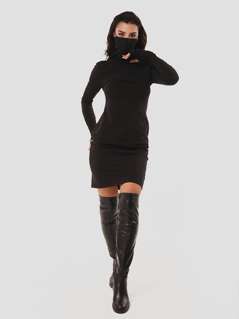 Платье черное | 5615331