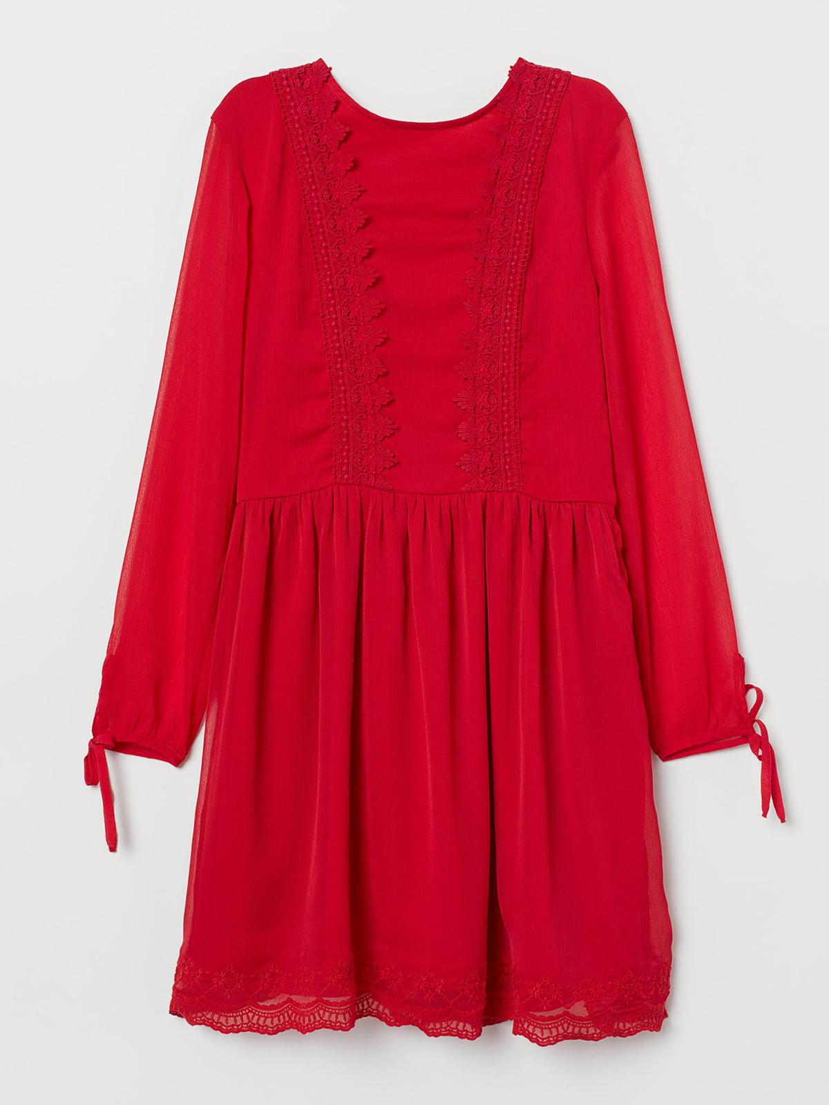 Сукня червона | 5614543