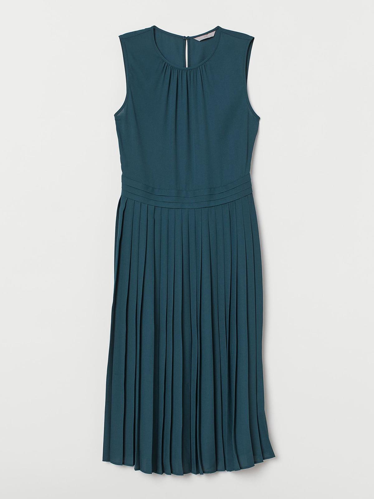 Платье синее | 5614596