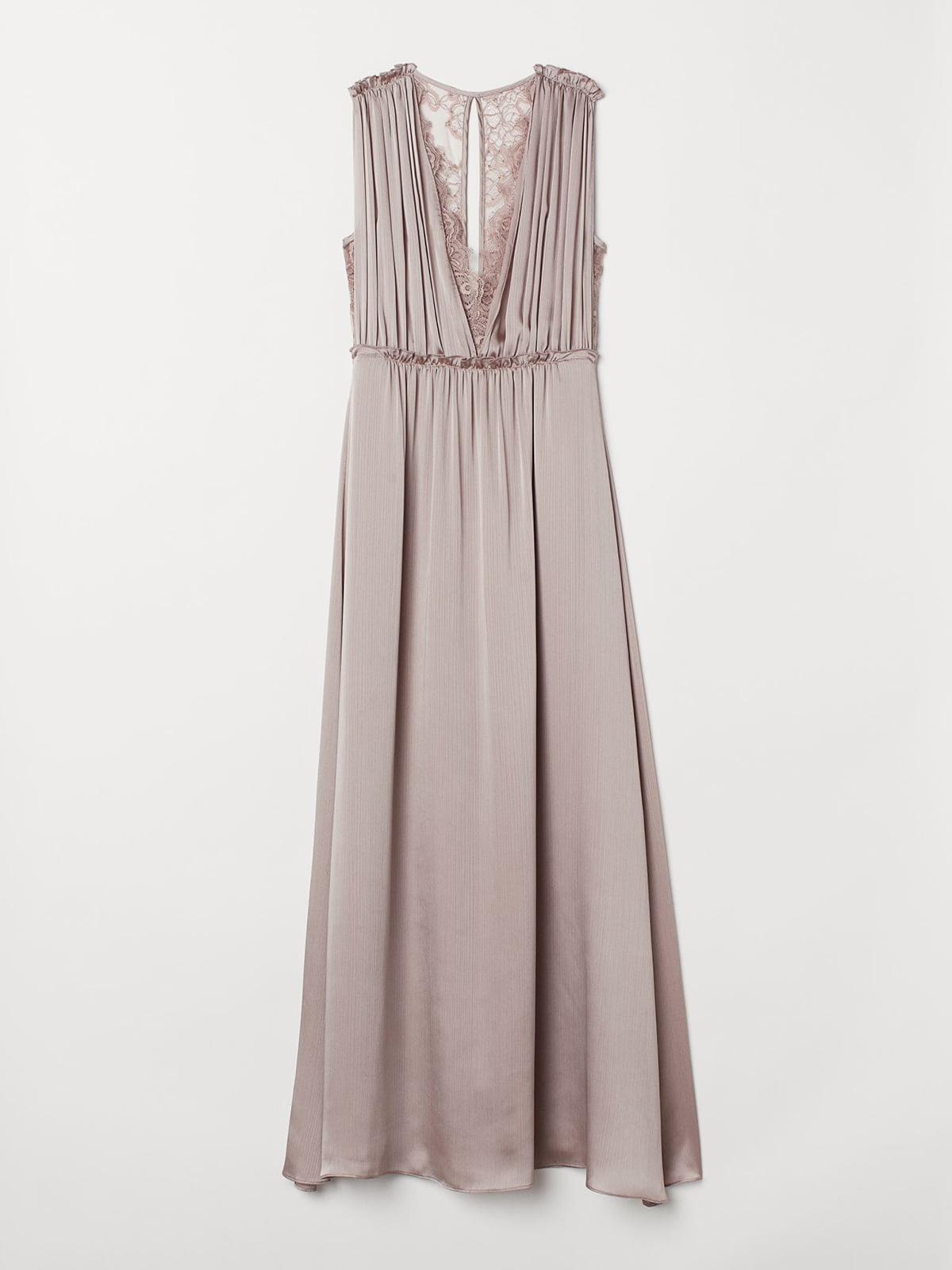 Платье кофейного цвета | 5614663