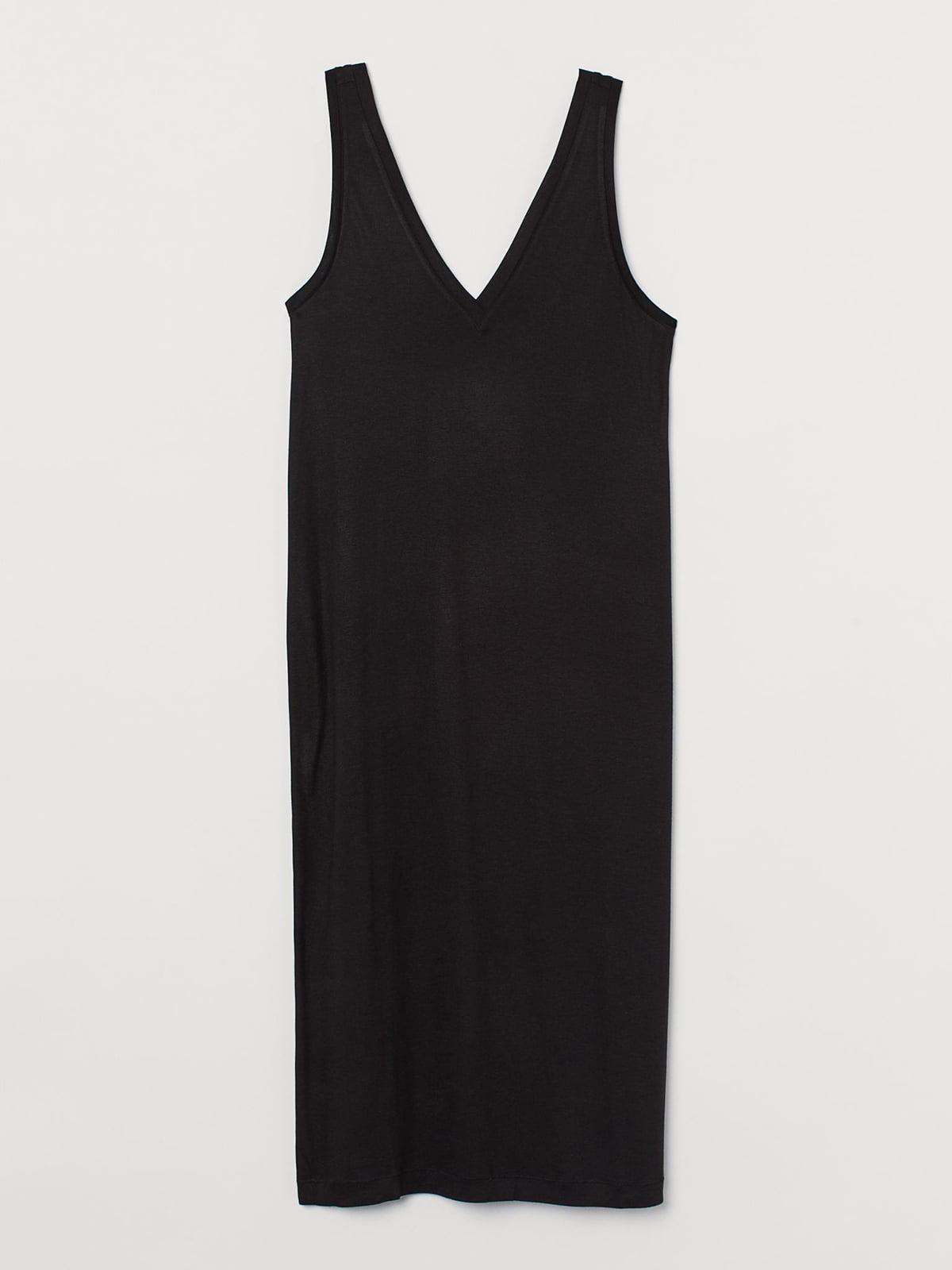 Платье черное | 5614882