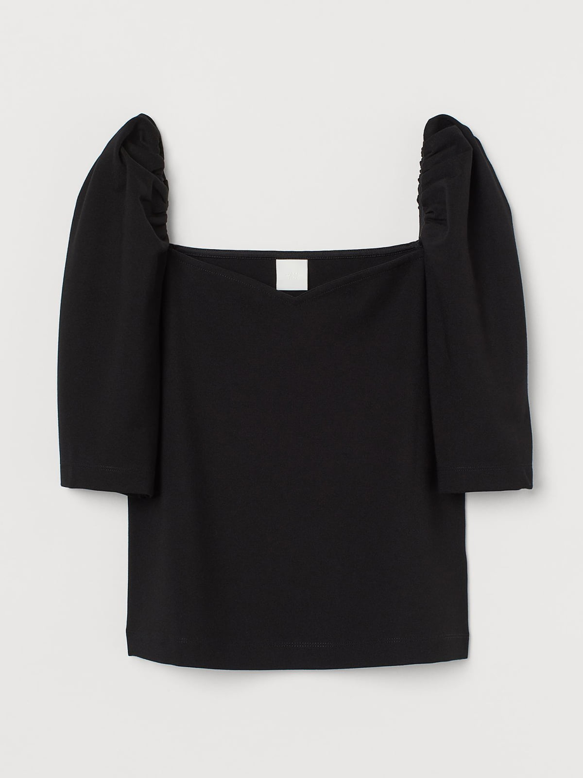 Блуза черная | 5618506