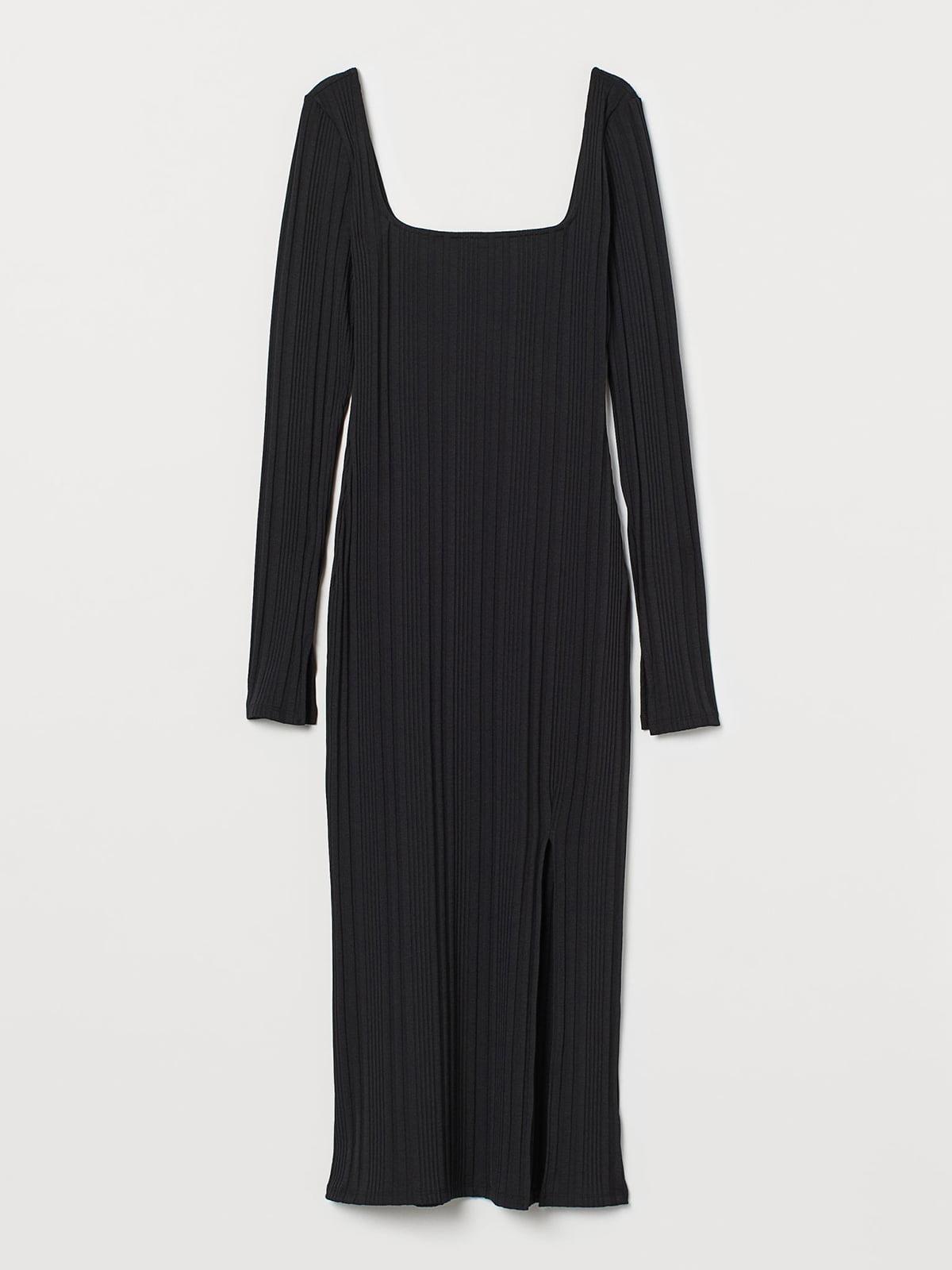 Платье черное | 5618567