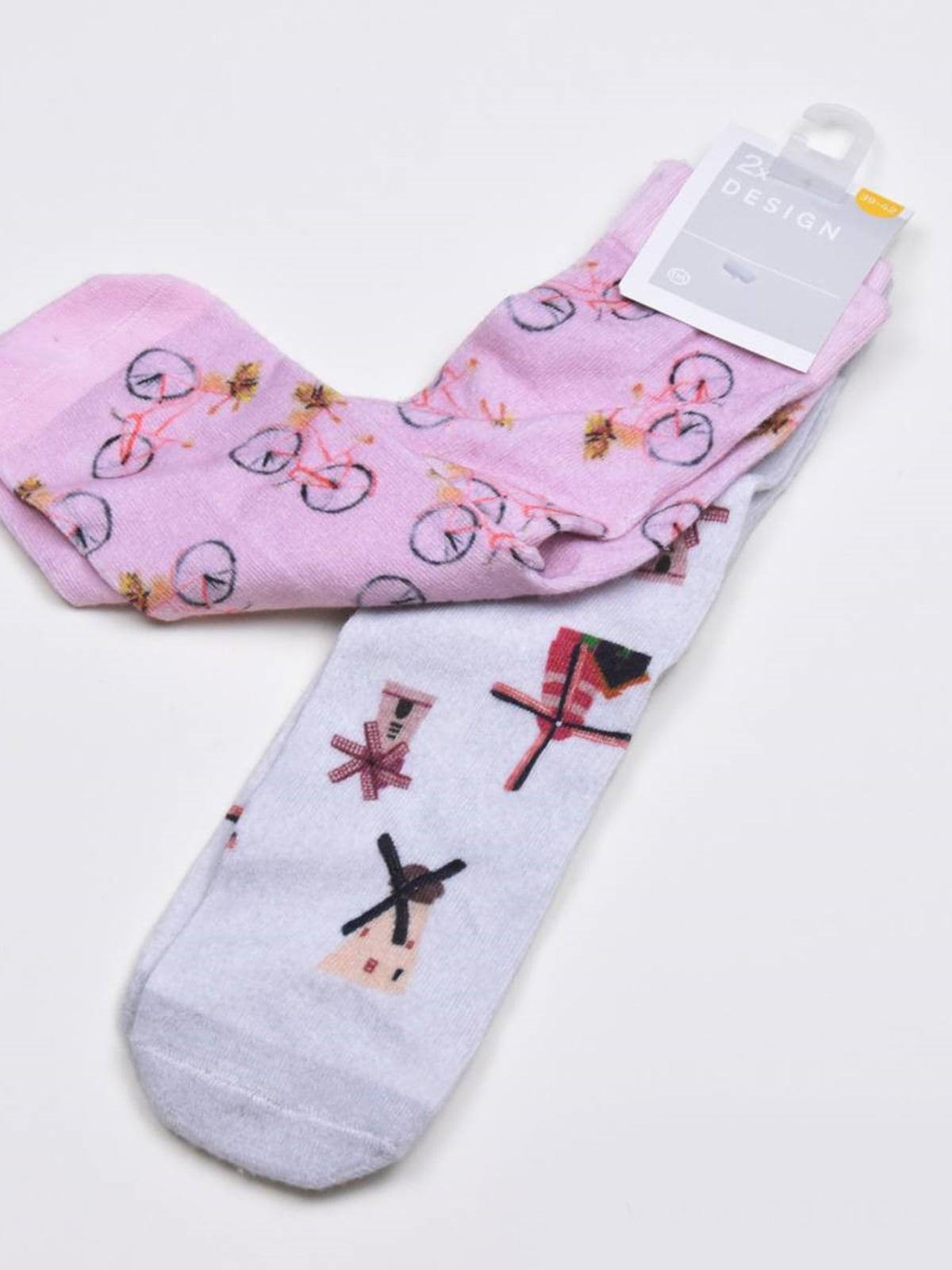 Набор носков (2 пары) | 5618643