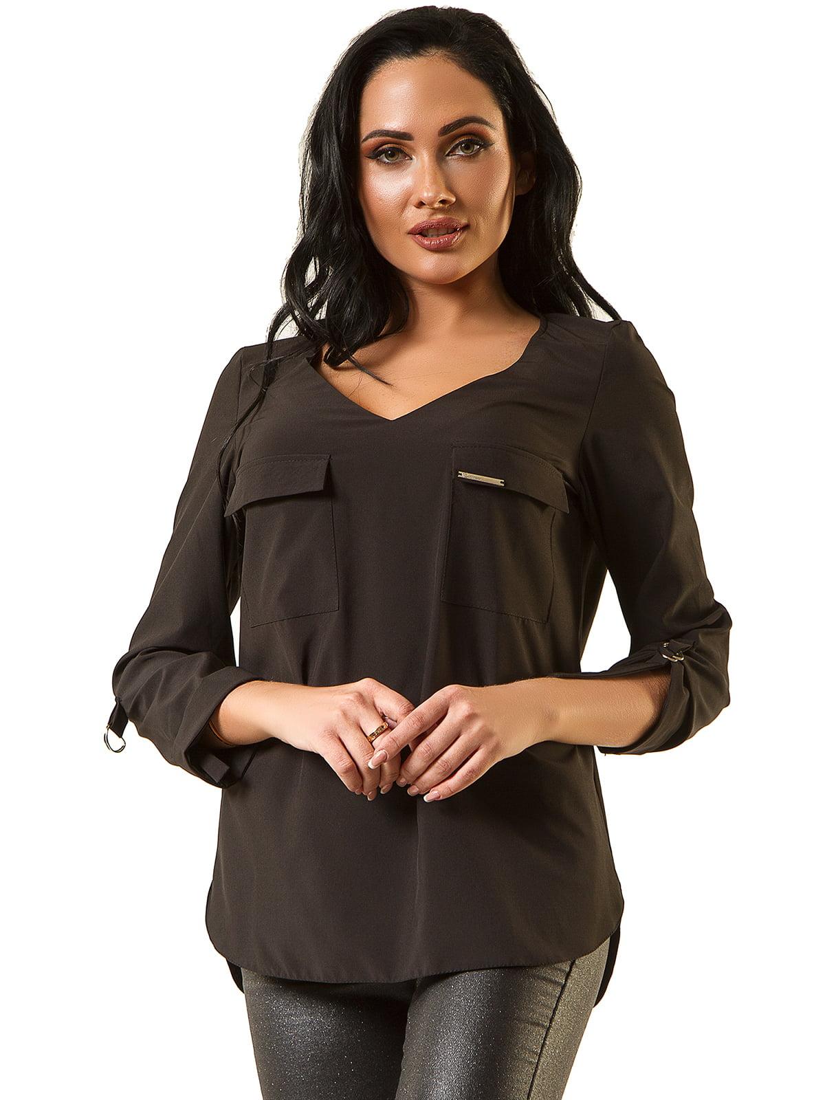 Блуза чорна | 5360321
