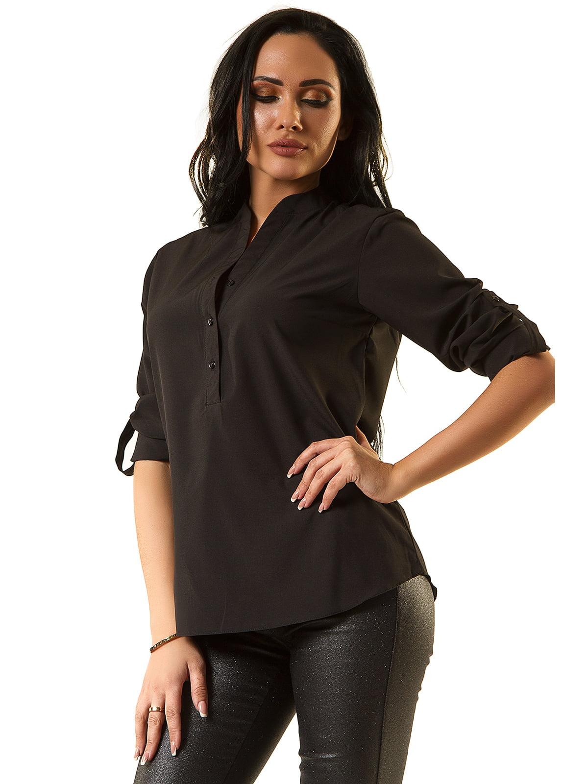 Блуза черная   5360388