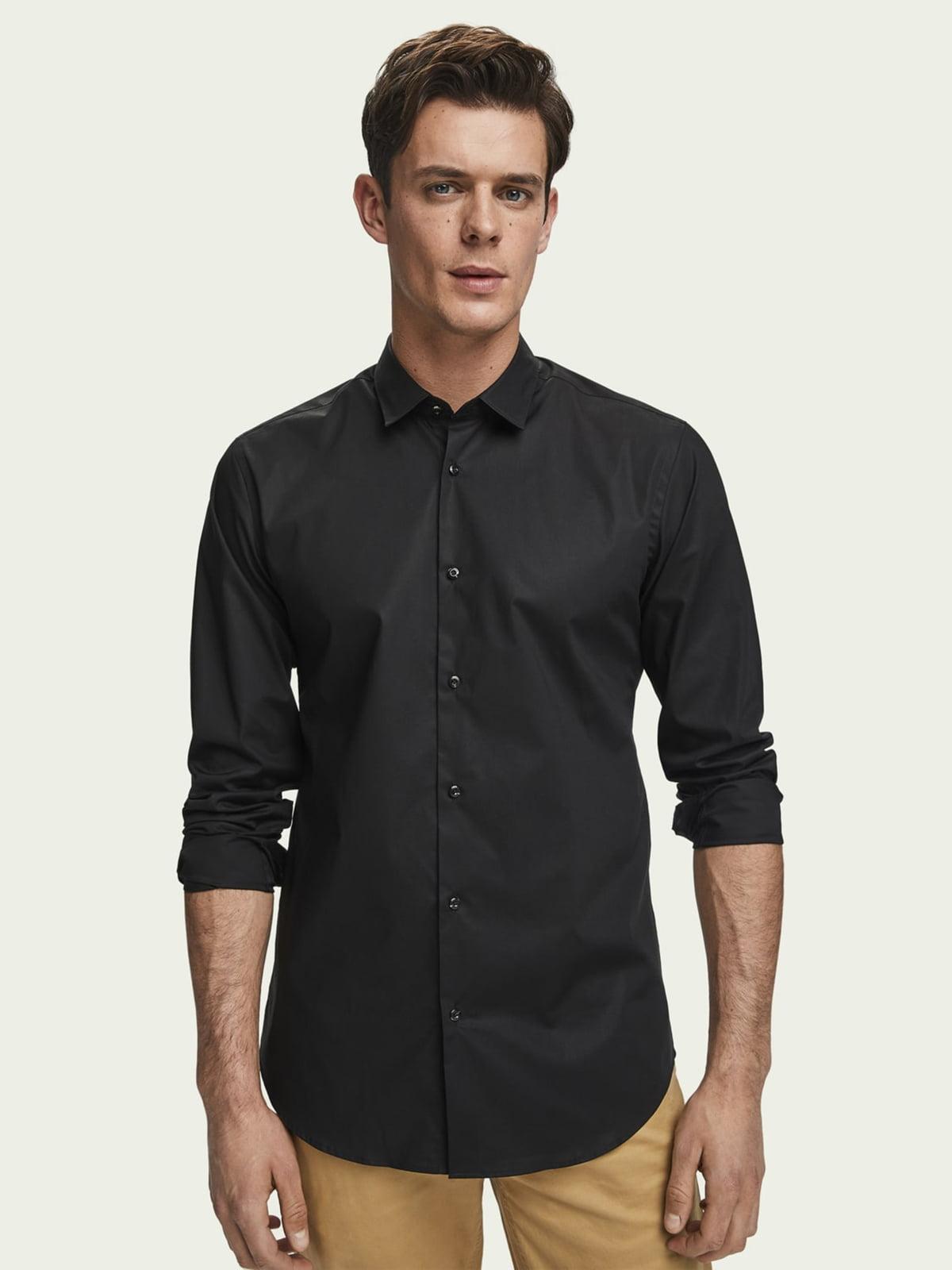 Рубашка черная   5618242