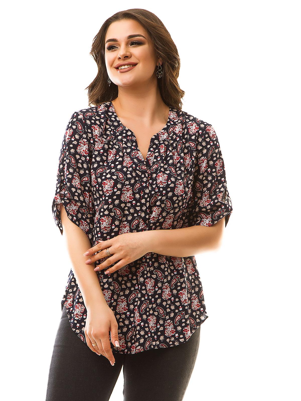 Блуза в принт | 5381951