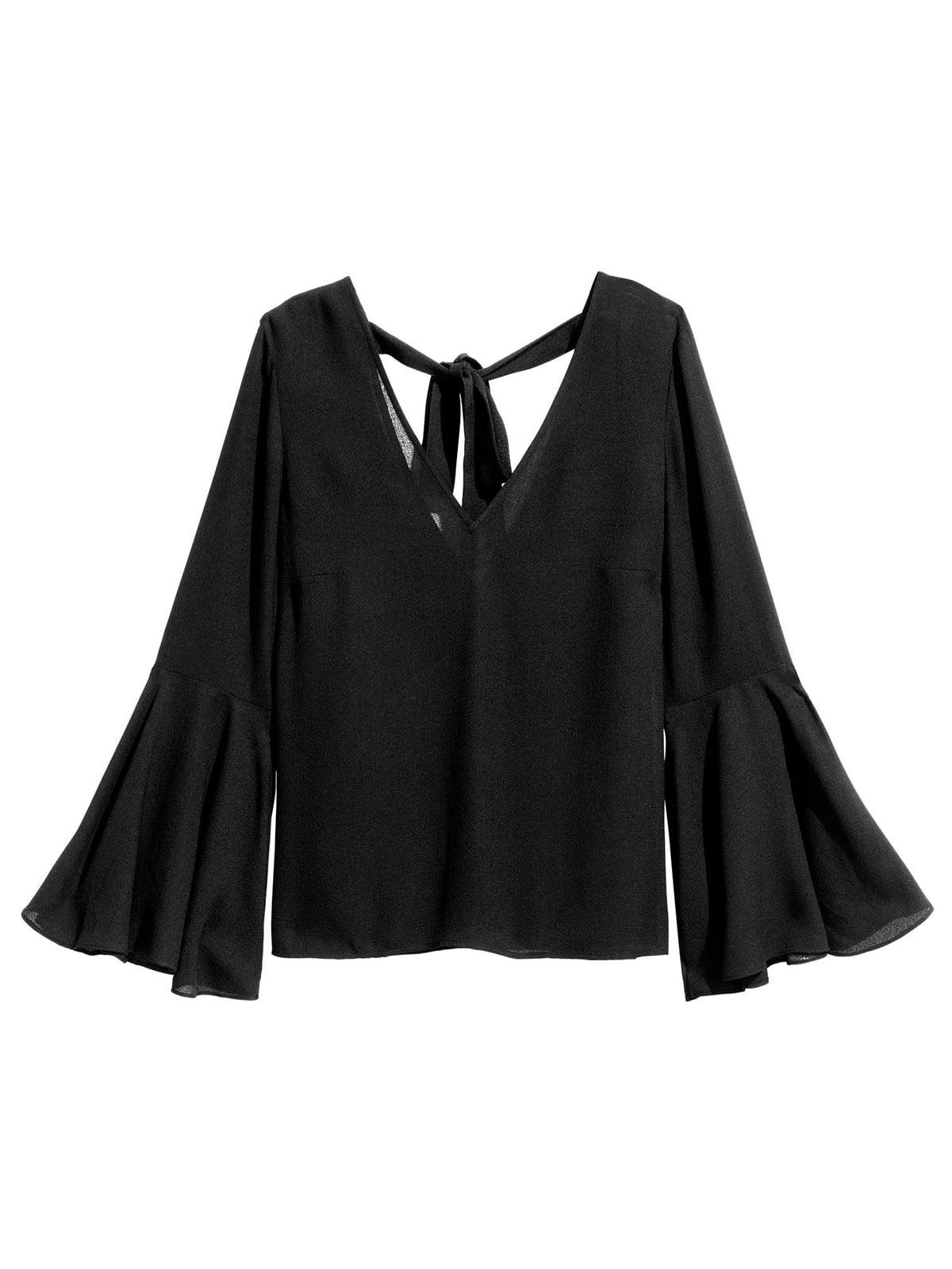 Блуза чорна | 5619824