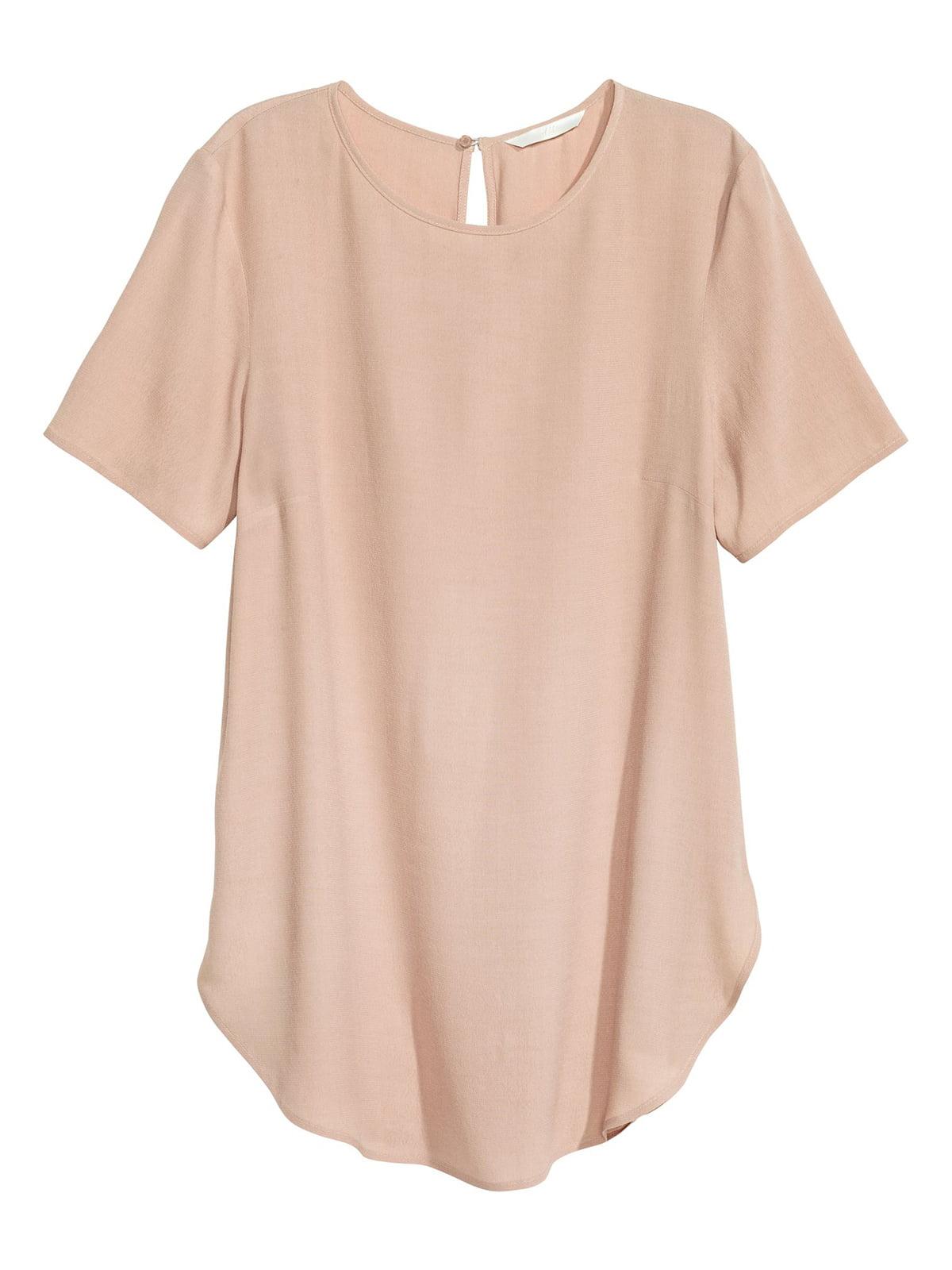 Блуза світло-бежева | 5619832