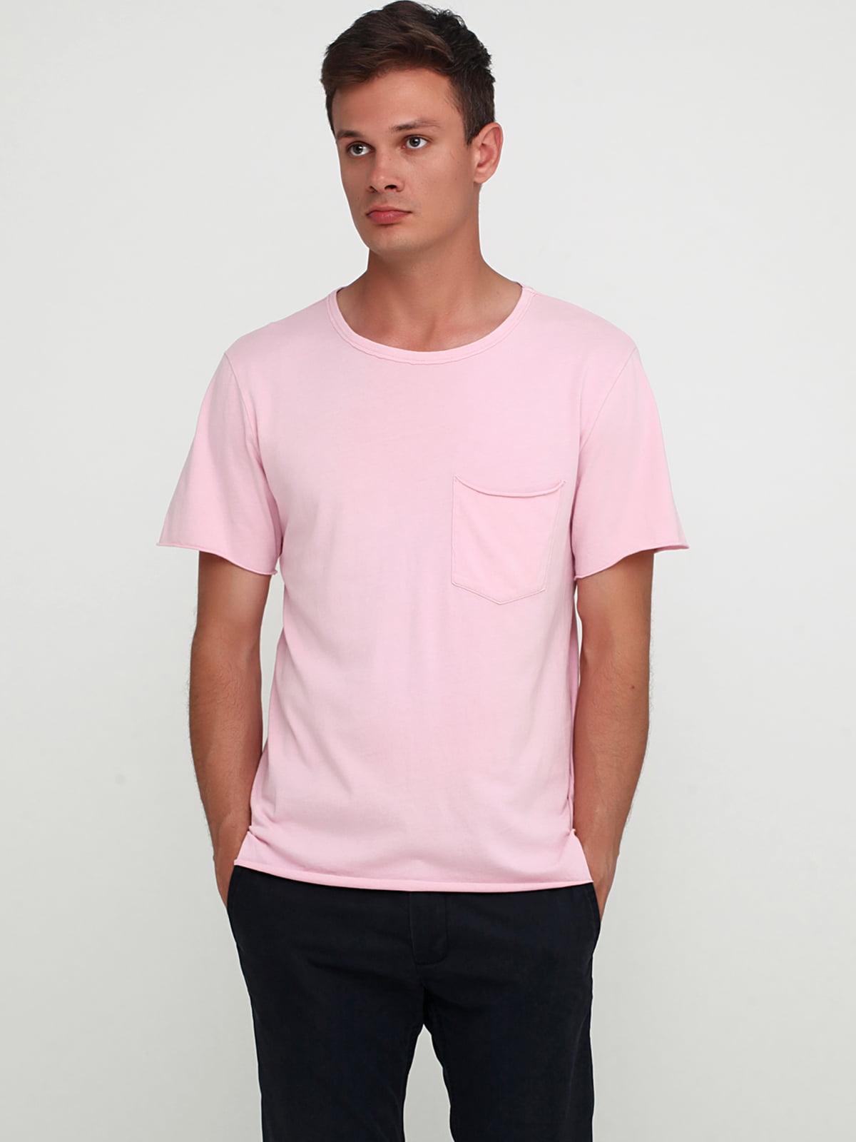 Футболка рожева | 5619835