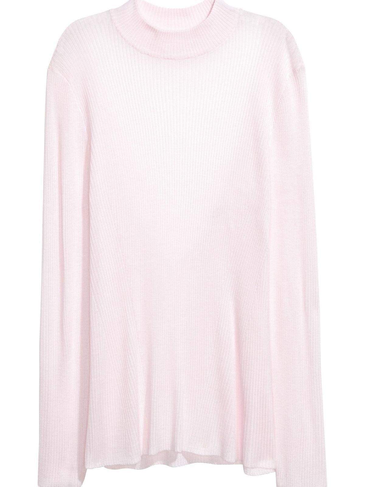 Джемпер светло-розовый   5619860