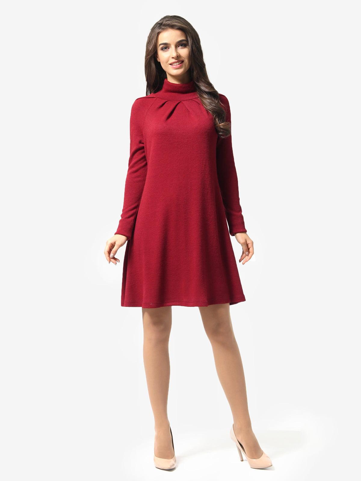 Платье красного цвета | 5620703