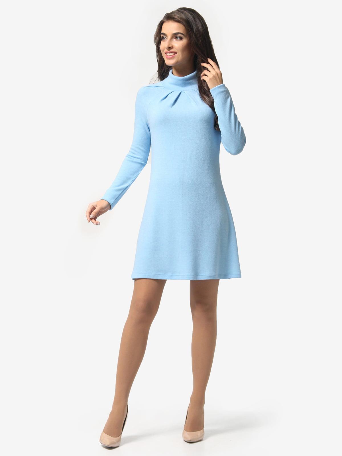 Сукня блакитного кольору   5620704
