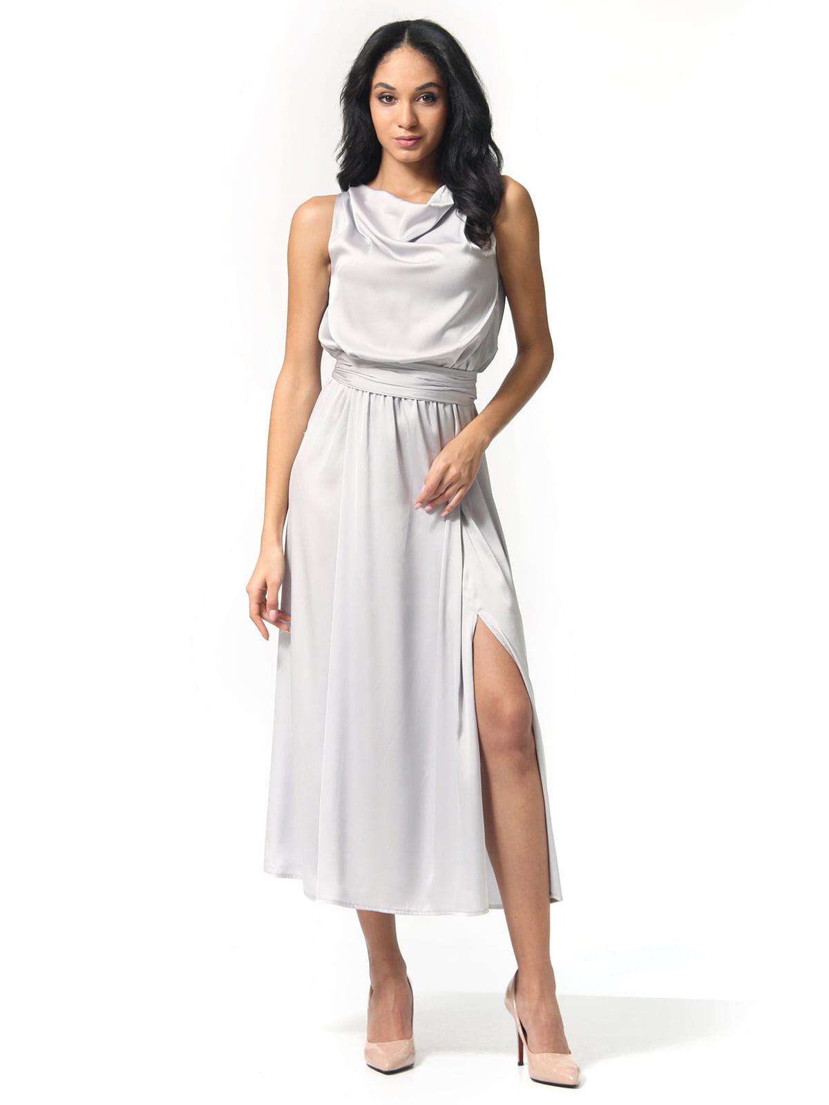 Платье серое | 5621405